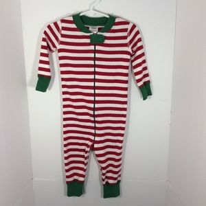 HANNA ANDERSSON Pajamas Christmas 9 18 Months